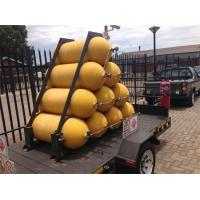 Quality Portable Natural Gas / CNG Storage Tanks , CNG Steel Cylinder Cascade for sale