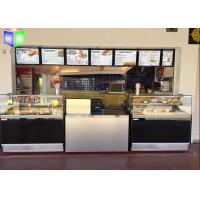 Wholesale LED Lightbox Sign Restaurant Digital Menu Boards Standard Size Aluminum Frame from china suppliers
