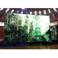 Wholesale P6 High Resolution Foldable LED Screens Indoor With Synchronous / Asynchronous Control System from china suppliers