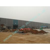 Wholesale A36 Grade Prefab Steel Buildings ASTM 83' X 92' with H section Beams from china suppliers