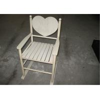Wholesale Custom Wood Contemporary Modern Dining Room Chairs In Ivory Color Heart Back from china suppliers