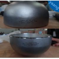 Wholesale ANSI/ASME B16.9 Stainless Steel 3 Inch Pipe Cap from china suppliers