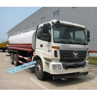Wholesale Q235B Carbon steel tanker material Foton Auman 6x4 19000 liters water tanker truck cheap price for sale from china suppliers