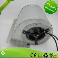 Buy cheap Ec Motor 48V DC Double Inlet Centrifugal Fans / Dust Extraction Fan from wholesalers