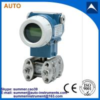 3051 Smart Differential Pressure Transmitter Lower Price with Hart Protocol