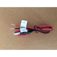 Wholesale Red / Black Alligator Test Clip Wires Solderless Breadboard Jumper Wire Kit from china suppliers