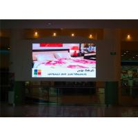 Wholesale High Brightness Advertising Led Video Wall Panels 6.67mm , 8mm ,10mm from china suppliers
