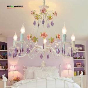 Quality Modern crystal chandelier K9 crystal 110~240V lustres de cristal chandelier for living room Kitchen light for sale