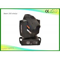 Wholesale Moving Head Spot Light Philips 5R Lamp , Moving Head Dj Lights 8 Rotation Prism from china suppliers