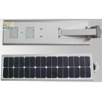 Wholesale 12V 40W Outdoor LED Solar Light High Capacity EMC LVD Approved Built - in Lithium Battery from china suppliers