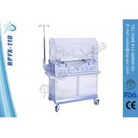 Wholesale 1200ml Skin Temperature Adjustable Newborn Baby Incubator With Cabinet 110V / 220V from china suppliers