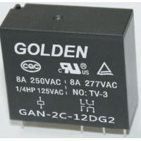 Wholesale GAN 894 3-110VDC 8A - 12A Normally Closed Automotive Relay 12V 24V from china suppliers