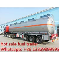 Wholesale 50,000L aluninum alloy fuel trailer for sale, from china suppliers