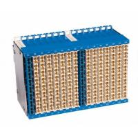 Wholesale 128 Pairs Main Distribution Frame MDF Terminal Block For Inside Terminal from china suppliers