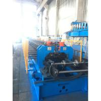 Wholesale Chain Drive Cable Tray Roll Forming Machine , Auto Roll Forming Equipment from china suppliers