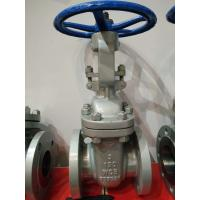 Wholesale ANSI 16.5 B API 600 Cast Steel Flanged Gate Valve WCB Gate Valve from china suppliers