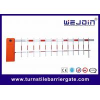 Wholesale Two Fence Boom Intelligent Barrier Gate DZ01P Conventional Variable Frequency from china suppliers