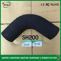 Wholesale Black Excavator Hose / Long Life Water flexible Radiator Hose from china suppliers