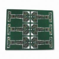 Buy cheap High-density Multilayer PCBs with 12 Layer Count and 0.2mm Minimum Via Diameter from wholesalers
