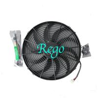 Wholesale Universal Fit Car Radiator Electric Cooling Fans Brazed Aluminum Core from china suppliers