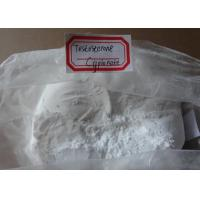 Wholesale CAS 58-20-8 Fat Burning Hormones Testosterone Cypionatesteroid Powder from china suppliers