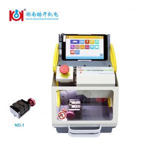 Wholesale Industry Automatic ODM Computerized Key Cutting Machine / Auto Key Maker Machine from china suppliers