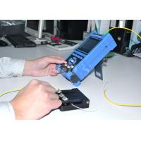Wholesale Multi Language Palm Checking Fiber Optic Test Equipment / Optical Cable Tester DYS3028 from china suppliers