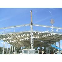 Wholesale China Structural Steel Hanger Construction Company For Aircraft Parking Apron And Steel Buildings from china suppliers