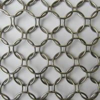 Quality Metal Ring Chain Mesh(LT-20B ) for sale