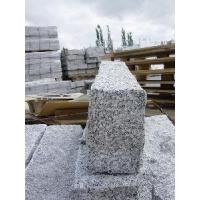Wholesale Grey Granite Curbstone Road Paving from china suppliers