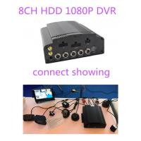 Wholesale 4G GPS WIFI AHD Hybrid HDD Mobile DVR 8CH 1080P 720P For Truck School Bus Lorry Taxi from china suppliers