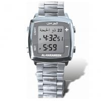 Wholesale Crystal LCD 5 atm waterproof Muslim Islamic Prayer Watches, Stop Watch from china suppliers