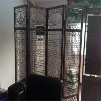 Wholesale sheet metal fabrication stainless steel folding screen room divider from China from china suppliers