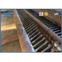 Wholesale Energy Saving Boiler Headers And Manifolds , Coal Fired Heat Exchanger ASME Standard from china suppliers
