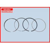 Wholesale FVR 6HK1  Isuzu Piston Rings 8980401250 0.1 KG Net Weight Small Size from china suppliers