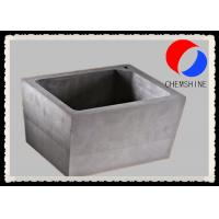 Wholesale High Density Industrial Graphite Square Shape Crucible Products for Melting from china suppliers