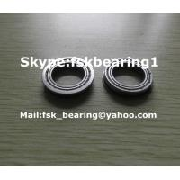 Wholesale Stainless Steel F6803 Deep Groove Ball Bearing Flange Bearing from china suppliers