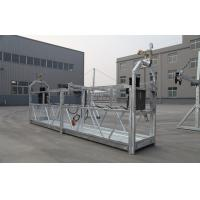 Wholesale 2.5m x 3 Sections Scaffold Working Platforms 800kg Aluminum With Safety Lock 30KN from china suppliers