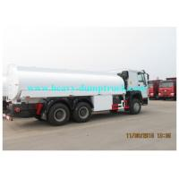 Wholesale ISO Sinotruk 336hp Howo Water Tank Truck 12m3 / 20m3 tank capacity from china suppliers