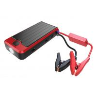 Buy cheap Slim portable auto battery jump starter  power pack li polymer battery  mobile starter kits from wholesalers