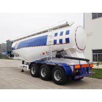 Wholesale 48CBM Bulker Cement Truck With Air Compressor And Diesel Engine from china suppliers