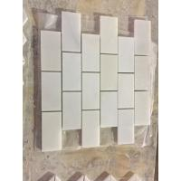 Wholesale Danby White Marble Mosaic, New design natural marble Mosaic Stone , China White Marble Mosaic Tile from china suppliers