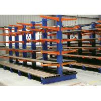 Wholesale Mult Tiers Carbon Steel Cantilever Pallet Racking High Load Capacity For Industrial from china suppliers