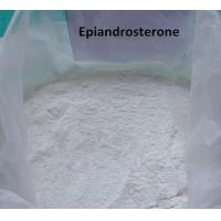 Wholesale Epiandrosterone Bodybuilding Supplements , Raw Hormone Powders CAS 481-29-8 from china suppliers