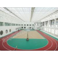 Quality High Strength Lightweight Structural Steel Roof Trusses For Sport Hall for sale
