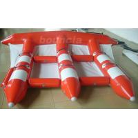 Wholesale 3.9m Width Red Color Inflatable Towable Fly Fish For Commercial Use from china suppliers