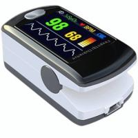Wholesale Medical Diagnostic Pluse Oximeter Finger Pulse Oximeter / Pulse Oximeter Fingertip from china suppliers