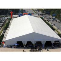 Wholesale Guangzhou Aluminum Alloy Waterproof PVC Outdoor Exhibition Tents Used For Large Event from china suppliers