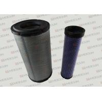 Wholesale BA - 6637 Excavator Air Filter For  Diesel Engine Part Number 600 - 185 - 3100 from china suppliers