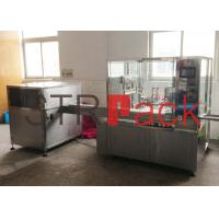 Wholesale Automatic bottle washing filling and capping machine 2 - 30ml Eye drop filling machine from china suppliers